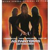 pantera-pantera Cd Lacrado As Panteras Detonando Trilha Sonora Original 2003