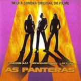 pantera-pantera Cd Lacrado As Panteras Trilha Sonora Original 2000