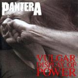 pantera-pantera Cd Pantera Vulgar Display Of Power