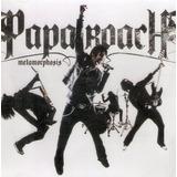 papa roach-papa roach Cd Papa Roach Metamorphosis