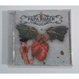 papa roach-papa roach Papa Roach Getting Away With Murder Cd