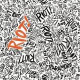 paramore-paramore Cd Paramore Riot lacrado