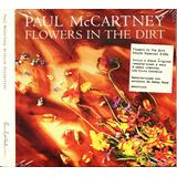 paul mccartney-paul mccartney Cd Paul Mccartney Flowers In The Dirt Cd Duplo