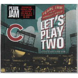 pearl jam-pearl jam Cd Pearl Jam Lets Play Two Live Wrigley Field Digyp Lac