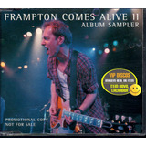 peter frampton-peter frampton Peter Frampton Cd Single Comes Alive 2 4 Faixas Lacrado