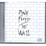 pink-pink Cd Duplo Pink Floyd The Wall