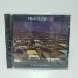pink-pink Cd Pink Floyd A Momentary Lapse Of Reason Original Lacrado