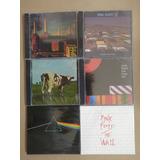 pink-pink Kit Com 6 Cds Pink Floyd