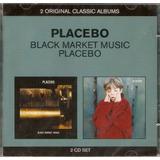 placebo-placebo Cd Duplo Placebo Black Market Music Placebo