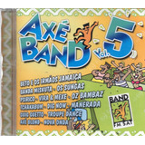 psirico-psirico Cd Axe Band Vol 5 Psirico Axe Blond Nova Onda