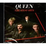 queen-queen Cd Queen Greatest Hits Jbm