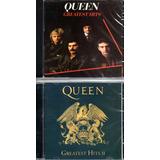 queen-queen Kit 2 Cds Queen Greatest Hits Vol1 E 2