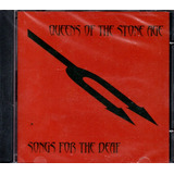 queens of the stone age-queens of the stone age Cd Queens Of The Stone Age Songs For The Deaf Lacrado