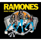ramones-ramones Cd Ramones Road To Ruin 40th Aniversary Edition novo