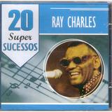 ray charles-ray charles Cd Ray Charles 20 Super Sucessos