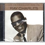 ray charles-ray charles Cd Ray Charles An Introduction To