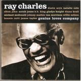 ray charles-ray charles Cd Ray Charles Genius Loves Company