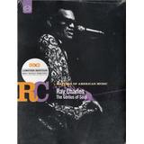 ray charles-ray charles Ray Charles Dvd Cd The Genius Of Soul Novo Lacrado