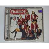 rebelde (brasil)-rebelde (brasil) Cd Rbd Edicao Brasil Rebelde