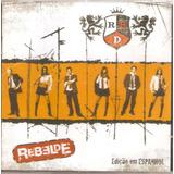 rebelde (brasil)-rebelde (brasil) Cd Rebelde Edicao Em Espanhol Raro