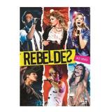 rebelde (brasil)-rebelde (brasil) Rebeldes Ao Vivo Dvd cd