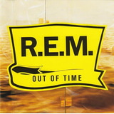 r.e.m.-rem Cd Rem Out Of Time