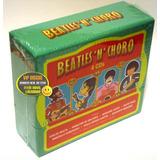 renato russo-renato russo Box Beatles N Choro 4 Cds Projeto De Renato Russo Lacrado