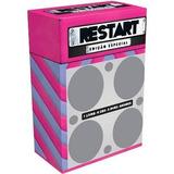 restart-restart Restart 1 Livro 2 Dvd 4 Cd Brindes Novo Frete Gratis