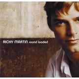 ricky martin-ricky martin Cd Lacrado Ricky Martin Sound Loaded 2000