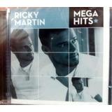 ricky martin-ricky martin Cd Ricky Martin Mega Hits