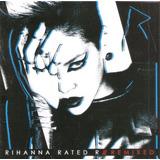 rihanna-rihanna Cd Rihanna Rated R Remixed