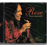 rose nascimento-rose nascimento Cd Rose Nascimento Ao Vivo Graca Music