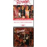 rouge-rouge Kit Com 1 Dvd 1 Cd Rouge O Sonho De Ser Uma Popstar