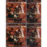 rouge-rouge Kit Com 4 Cds De Rouge Cest La Vie