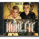 roxete-roxete Cd Roxette The Best Hits