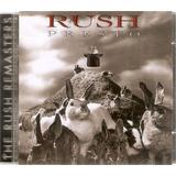 rush-rush Cd Rush Presto