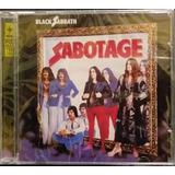 sabotage-sabotage 20 Black Sabbath Sabotage Remaster 99 Hardlacradcd Nac