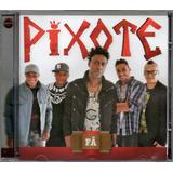 sambô-sambo Pixote Cd Fa Novo Original Lacrado