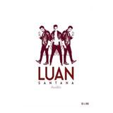 santana-santana Dvd Cd Luan Santana Acustico Digipack 988374