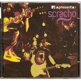scracho-scracho Cd Scracho Mtv Apresenta