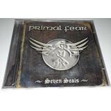 seal-seal Primal Fear Seven Seals cd Lacrado
