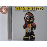 sean kingston-sean kingston Cd Sean Kingston Tomorrow Veja O Video E4