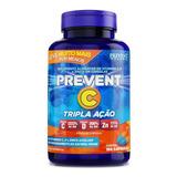 shakira-shakira Vitamina C D Zinco Tripla Acao 150 Caps Prevent Pharma