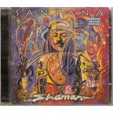 shaman-shaman Cd Santana Shaman