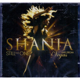 shania twain-shania twain Cd Shania Twain Still The One Live Frox Vegas