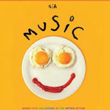 sia-sia Cd Sia Music song From And Inspired By Motion Picture