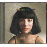 sia-sia Cd Sia This Is Actingdeluxe Edition 19 Faixas
