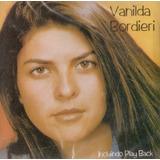 sia-sia Cd Vanilda Bordieri Deus E Fiel