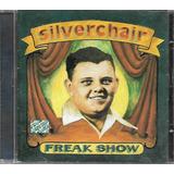 silverchair-silverchair Cd Silverchair Freak Show Nacional Frete Gratis