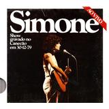 simone-simone Cd Simone Show No Canecao Em 30 12 79 Ao Vivo